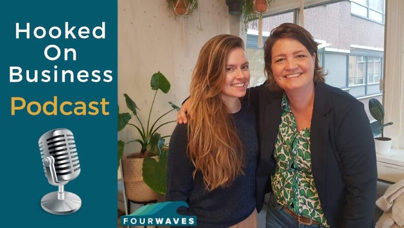 Lees meer over het artikel Aranka van der Voorden – in 5 jaar 3 succesvolle bedrijven